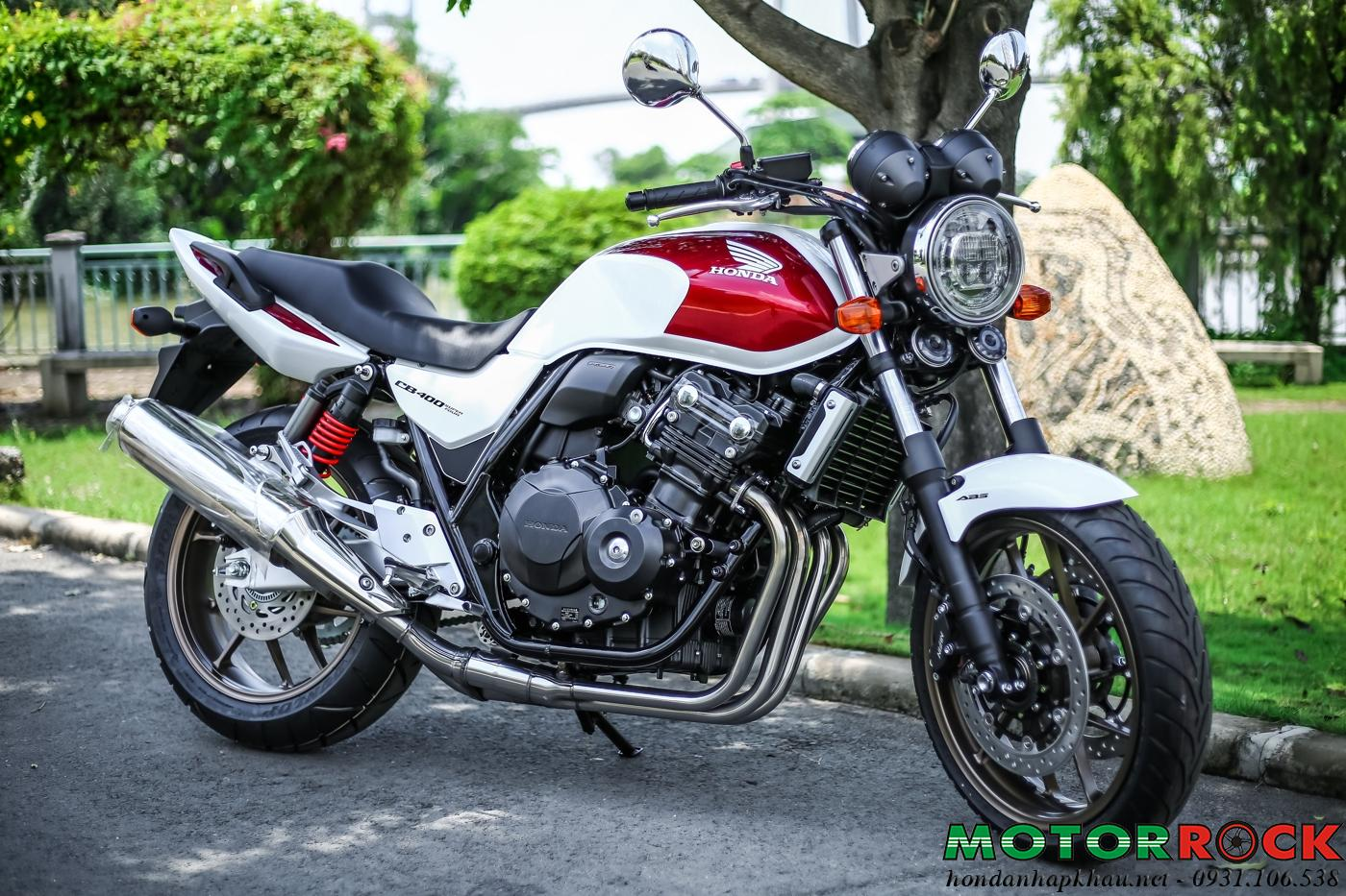 2018 Honda CB400SF bản đặc biệt kỹ niện 25 năm CB Honda