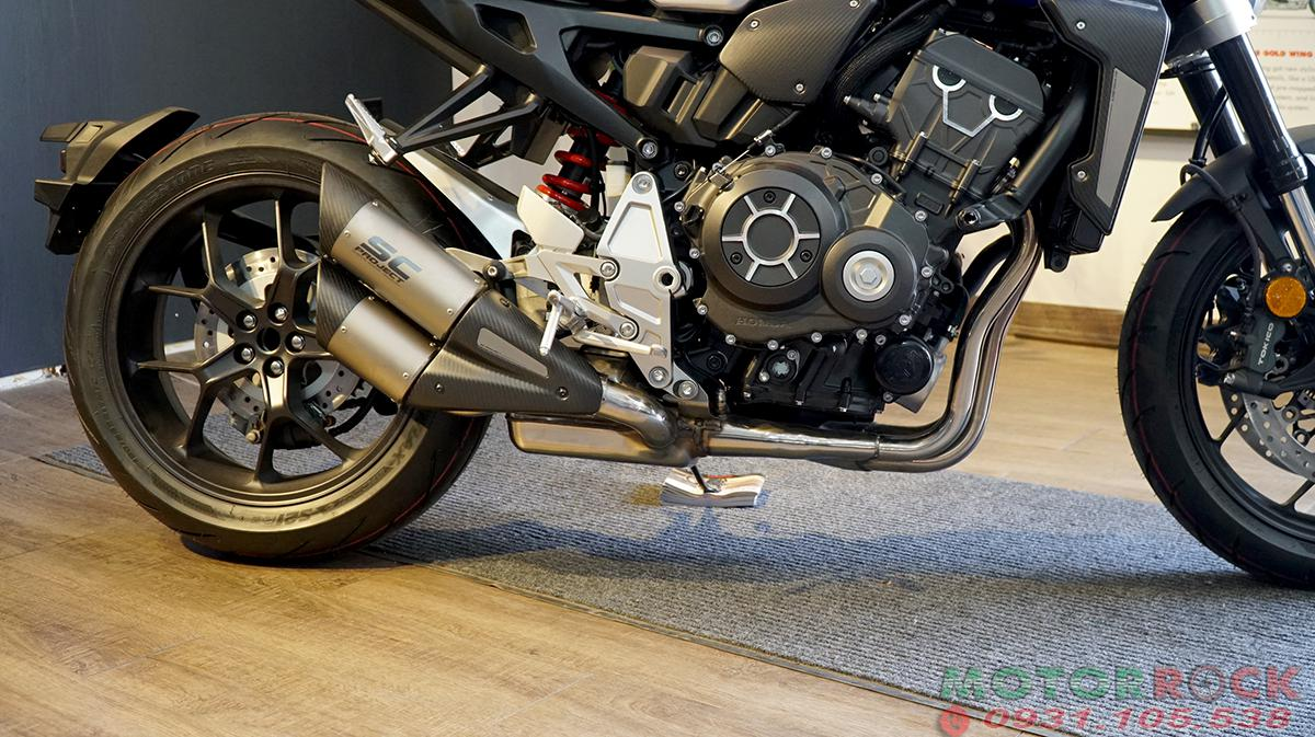 Honda CB1000R Plus 2019