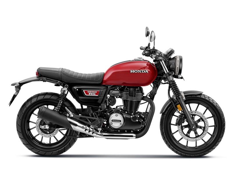 Honda CB350RS Retro Sport 2021 Nhập Khẩu Từ Ấn Độ