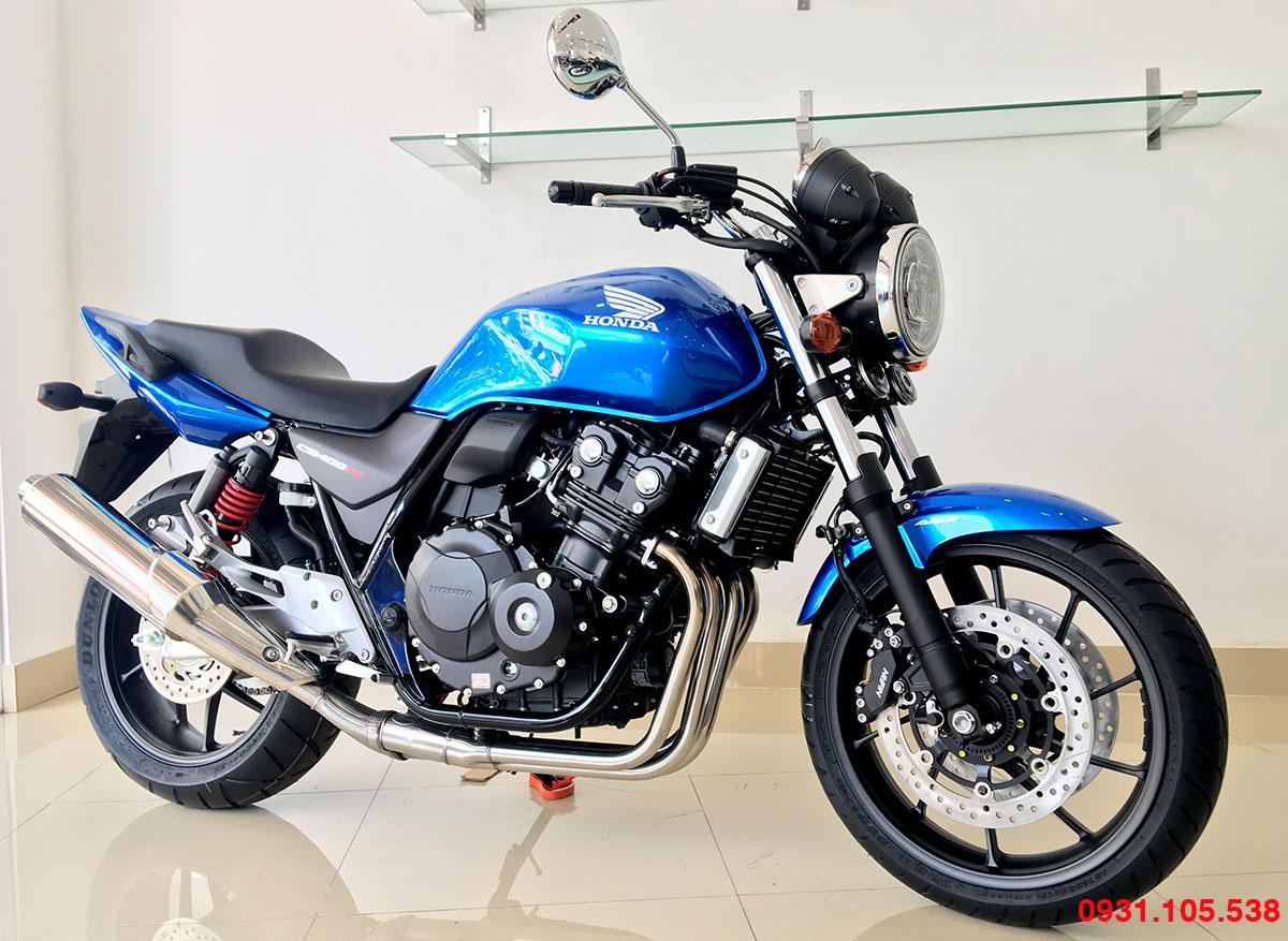 Honda CB400SF 2018 phiên bản đặc biệt kỹ niện 25 năm