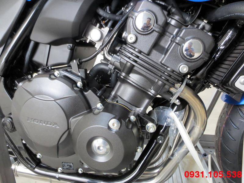 Honda CB400SF Super four 2018 ABS phiên bản kỹ niệm 25 năm dòng CB400 Super four