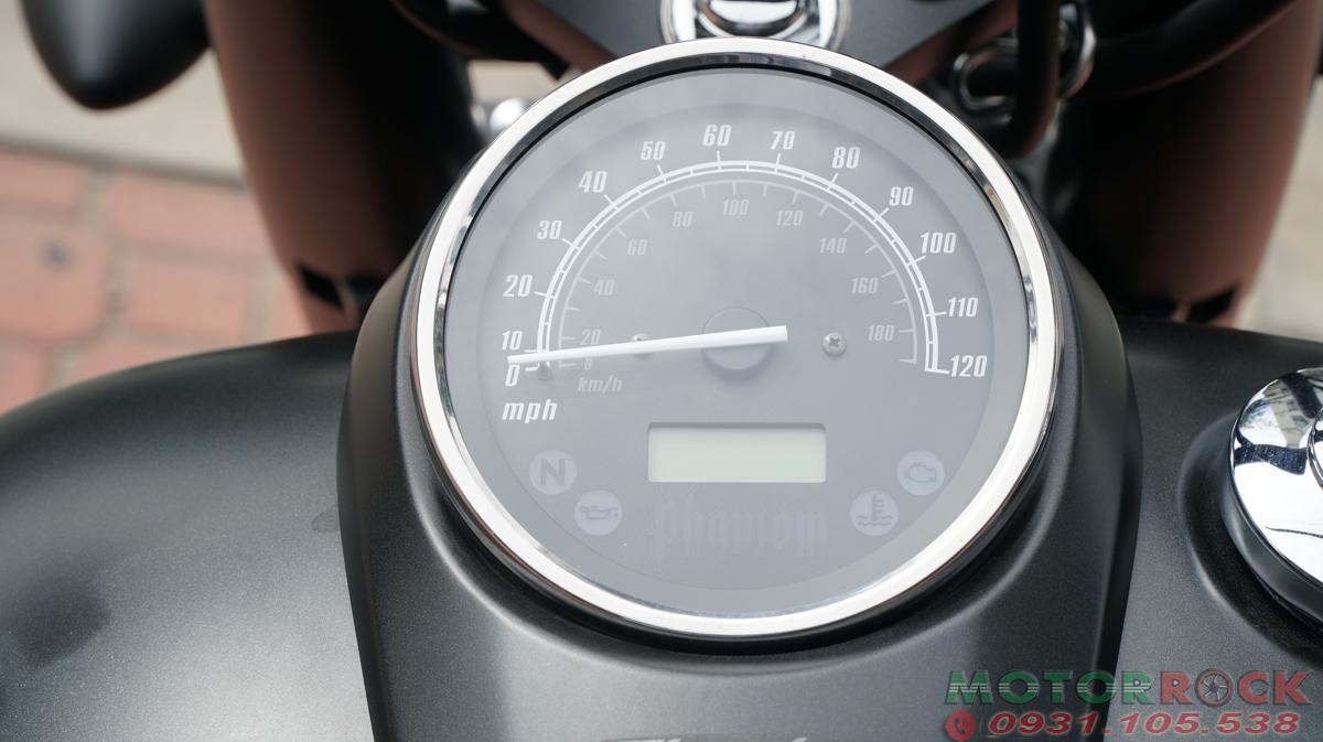 Honda Phantom hình Chi Tiết