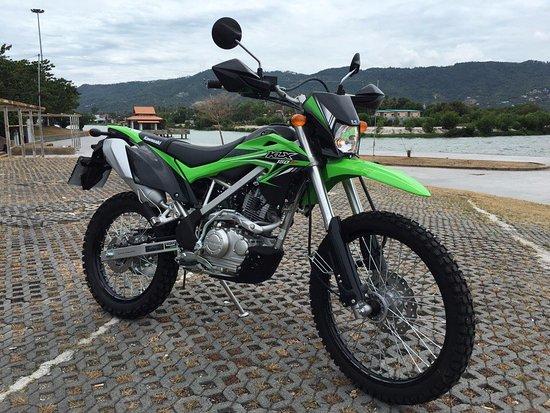 Kawasaki KLX 2018