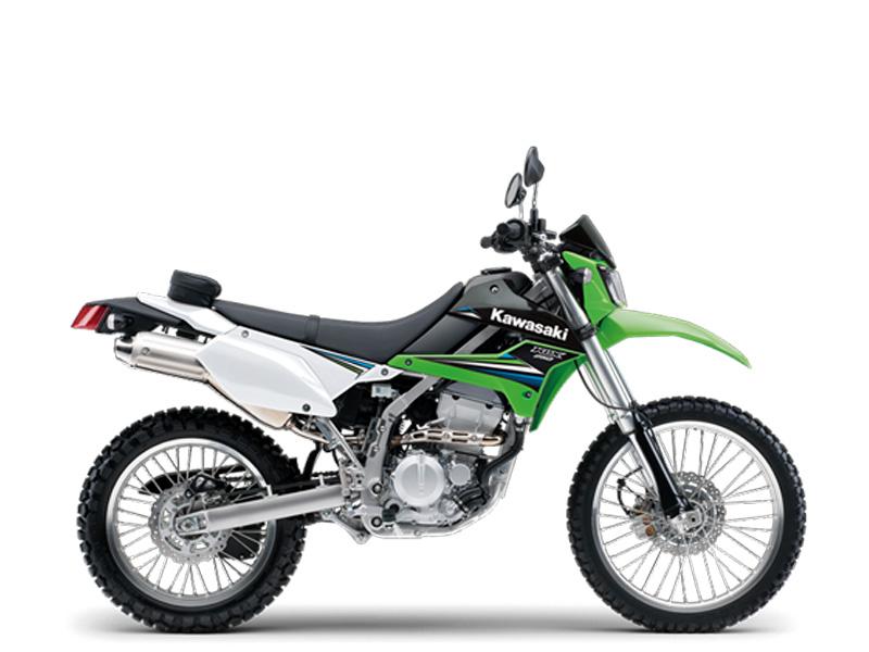 Kawasaki KLX250 nhập khẩu chính ngạch