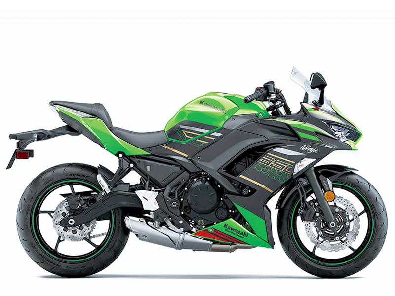 Kawasaki Ninja 650 ABS KRT, Chính Hãng, Sản Xuất, Thái Lan