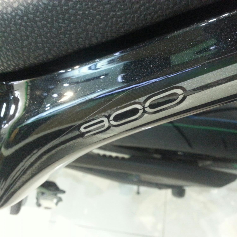 Kawasaki Z900 ABS 2018