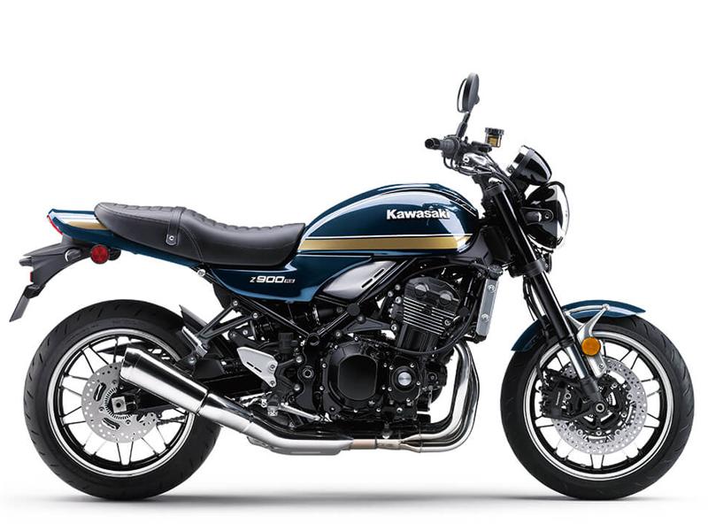 Kawasaki Z900RS Chính Hãng Nhập Khẩu Từ Nhật