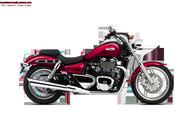Motocycles Triump dòng cruiser