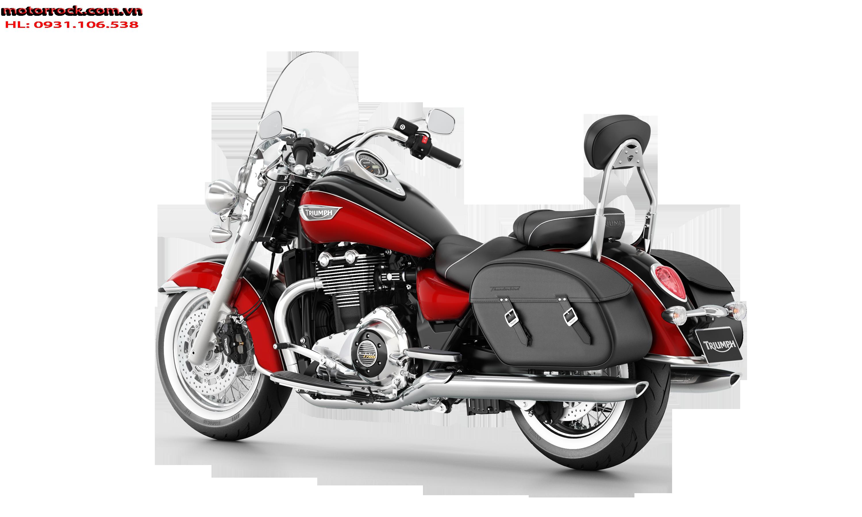xe moto Triump dòng cruiser