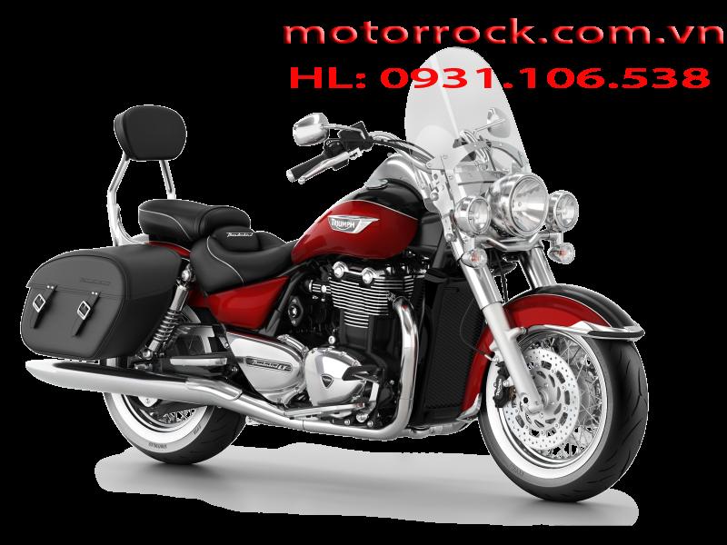 Motocycles Triumph dòng Cruiser