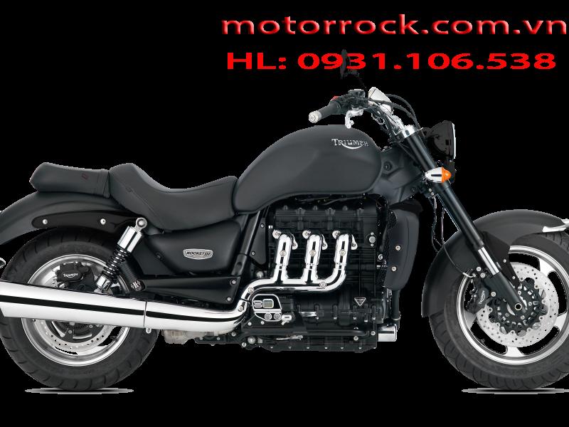 Moto Triumph đà Nẵng