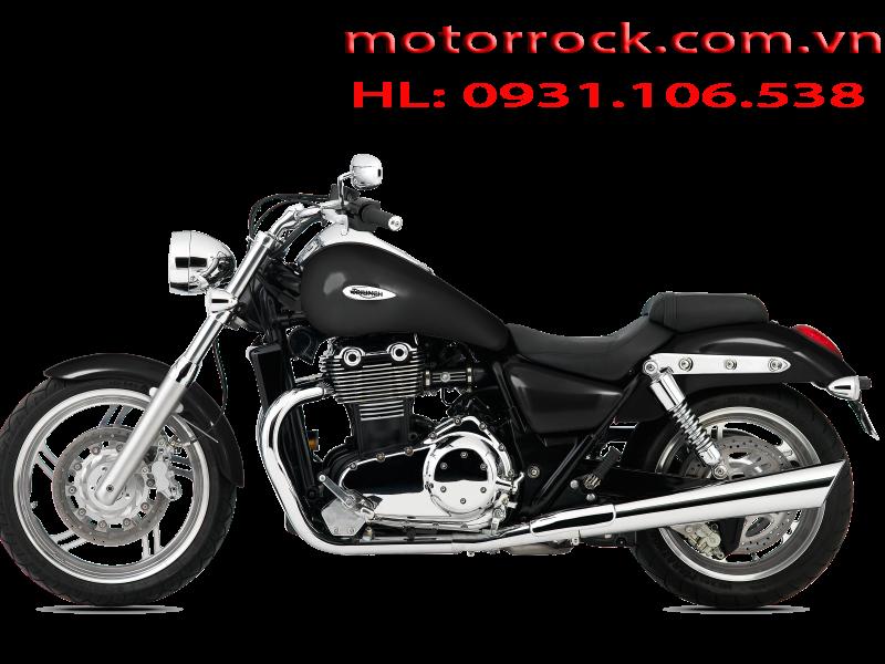 Moto Triumph Sông Lô
