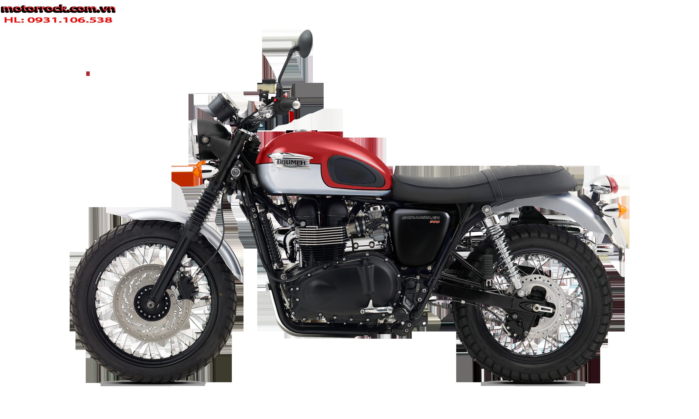 Motocyclesr Triumph dòn naked Retro