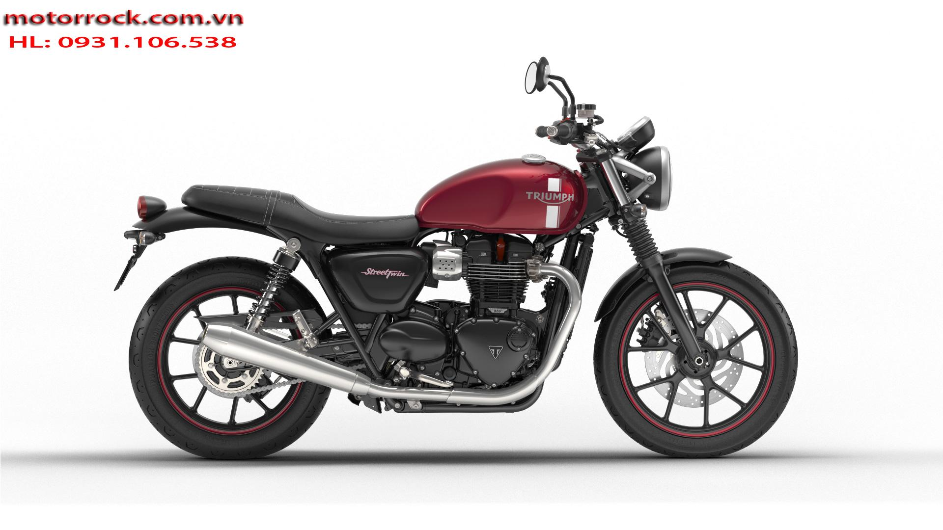 Moto Triumph Thanh Bình