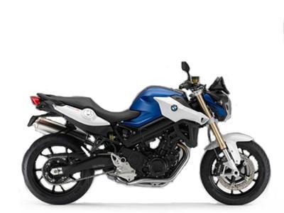 BMW F800R nhập khẩu chính ngạch