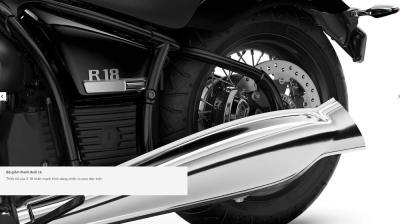 BMW R18 Chính Hảng Động Cơ Boxer Siêu Độc
