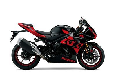 GSXR1000 ABS đen đỏ