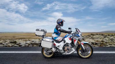Honda Africa Twin Adventure Sport Nhập Khẩu Chính Hãng