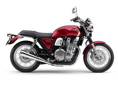 Honda CB1100EX màu đỏ 2019