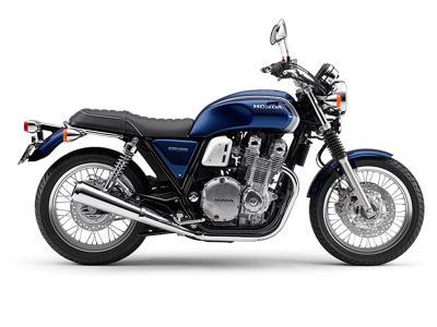 Honda CB1100EX màu xanh 2019