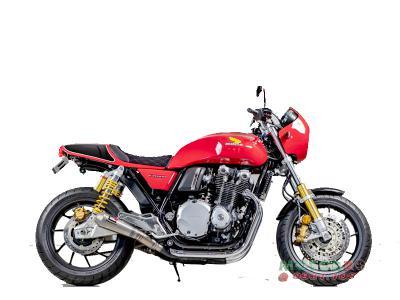 Honda CB1100RS 5 Four Bản Giới Hạn Sản Xuất Italia