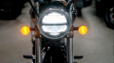 Honda CB350 H'ness