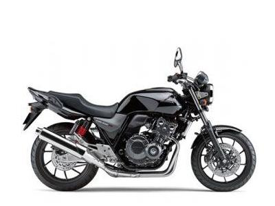 Honda CB400SF 2018 đen
