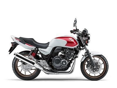Honda CB400SF 2018 Màu Trắng Đỏ