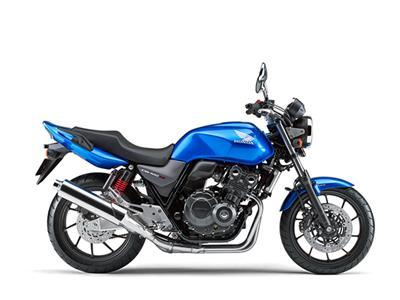 Honda CB400SF 2018 Xanh