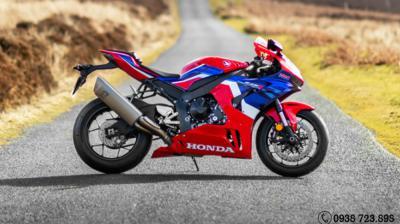 Honda CBR1000RR-R Fireblade Chính Hãng Sản Xuất Tại Nhật