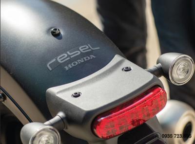 Honda Rebel 300 Nhập Khẩu Chính Hãng Từ Thái Lan
