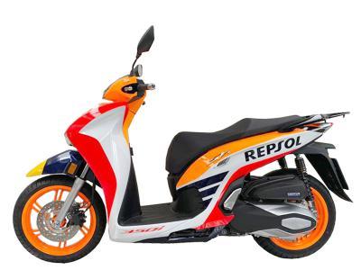 Honda SH350i Repsol 2021- Italia