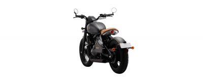 Jawa Perak Bobber 350