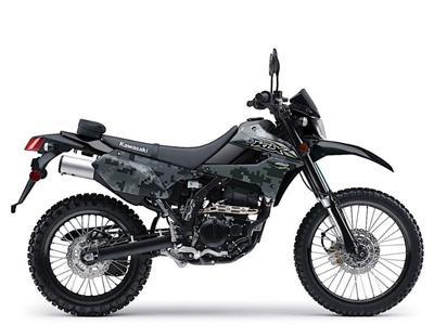 KAWASAKI KLX 250 ABS (SE) 2018 nhập khẩu chính ngạch