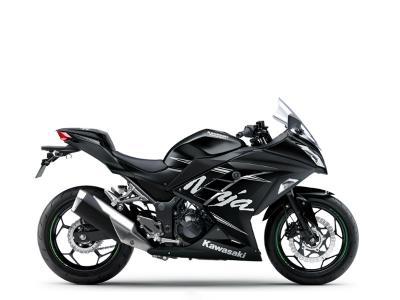 Kawasaki Ninja 300 KRT Xanh - Đen nhập khẩu chính ngạch
