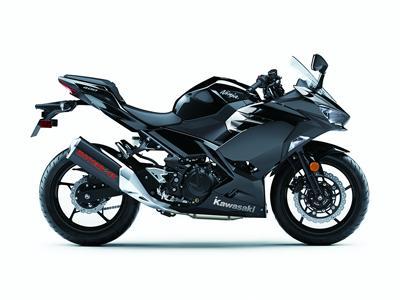 Kawasaki Ninja 400 ABS 2018 Black nhập khẩu chính ngạch