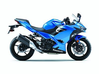 Kawasaki Ninja 400 ABS 2018 Blue nhập khẩu chính ngạch