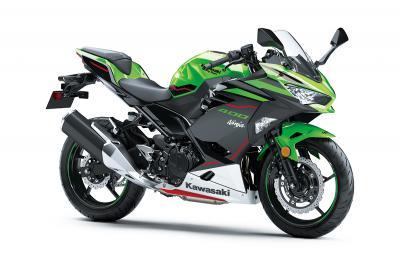 Kawasaki Ninja 400 ABS KRT Edition 2021