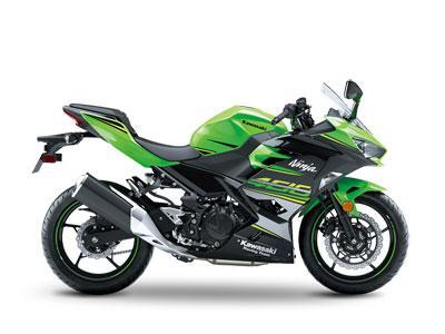 Kawasaki Ninja 400 ABS (SE) 2018 Green nhập khẩu chính ngạch