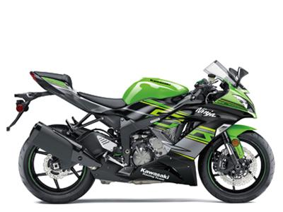 Kawasaki Ninja ZX-6R ABS KRT Edition 2018