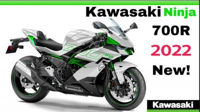 Kawasaki Ninja ZX-7R 2022 4 Xilanh Hoàn Toàn Mới