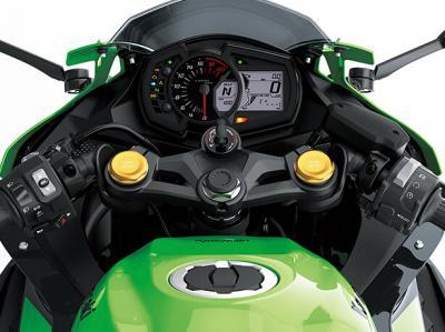Kawasaki Ninja ZX25R SE Chính Hãng Sản Xuất Tại Thái Lan