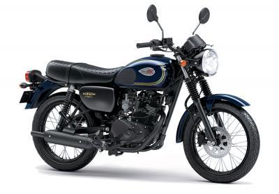 Kawasaki W175 SE Chinh Hãng