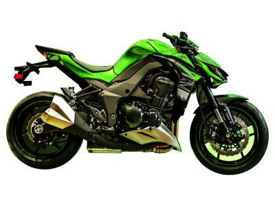 Kawasaki Z1000 2018 Xanh lá