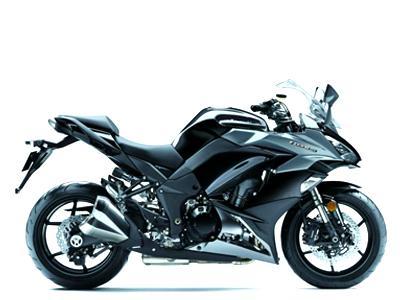 Kawasaki Z1000SX màu đen nhập khẩu chính ngạch