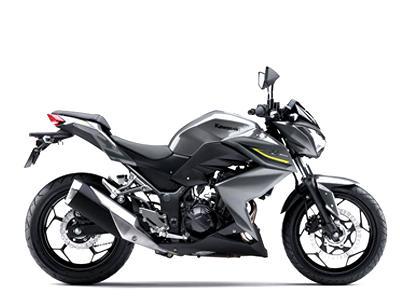 Kawasaki Z300 ABS 2018 đen nhập khẩu chính ngạch