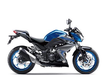 Kawasaki Z300 ABS 2018 xanh nhập khẩu chính ngạch