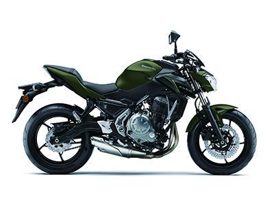 Kawasaki Z650 2018 Xanh Rêu