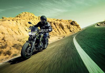Kawasaki Z650 ABS Chính Hãng Cao Cấp Giá Rẻ