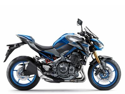 Kawasaki Z900 màu xanh đặc biệt nhập khẩu chính ngạch
